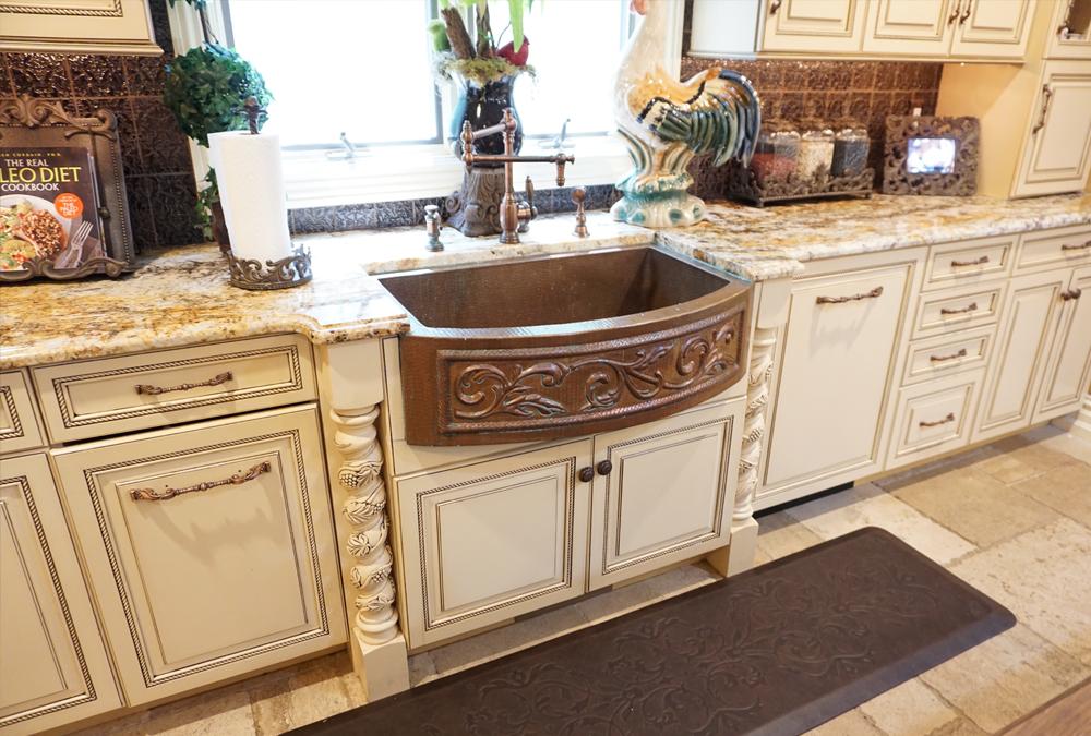Colts-Neck-NJ-Copper-Kitchen-Sink
