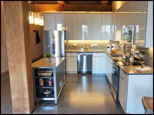 Condominium Kitchen Picture NJ 2