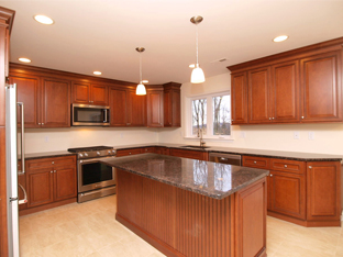 New Kitchen in an older Martinsville New Jersey home
