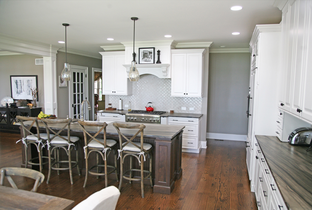 Another view of this warren, new jersey kitchen
