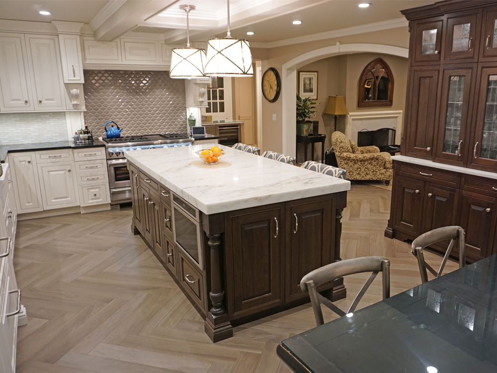 Complete kitchen renovation projects designed and installed by The ...