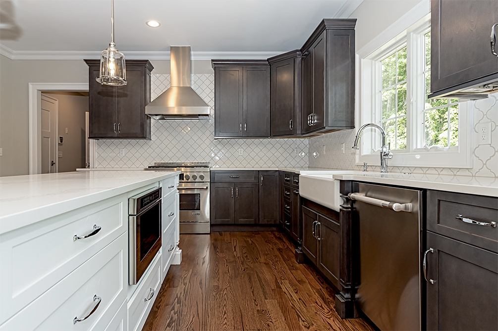 Two-toned-Kitchen-New-Jersey