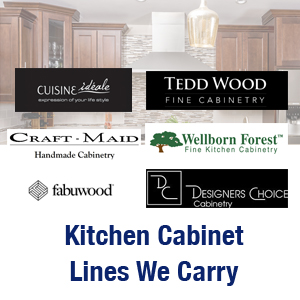 Kitchen Cabinet Lines We Sell At Kitchen Classics In New Jersey