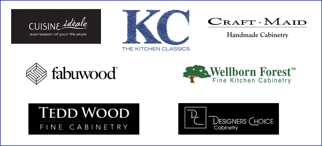 Kitcehn Cabinet Makers we sell in our new jersey showroom
