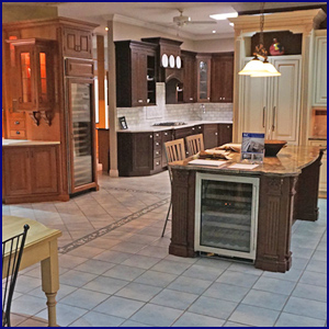 Kitchen Showroom in Union County New Jersey