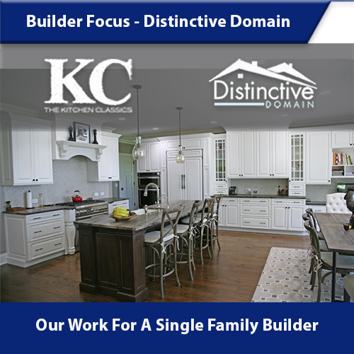 Our work for a new jersey single family home builder