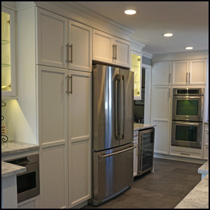 We offer kitchen remodeling and renovation services