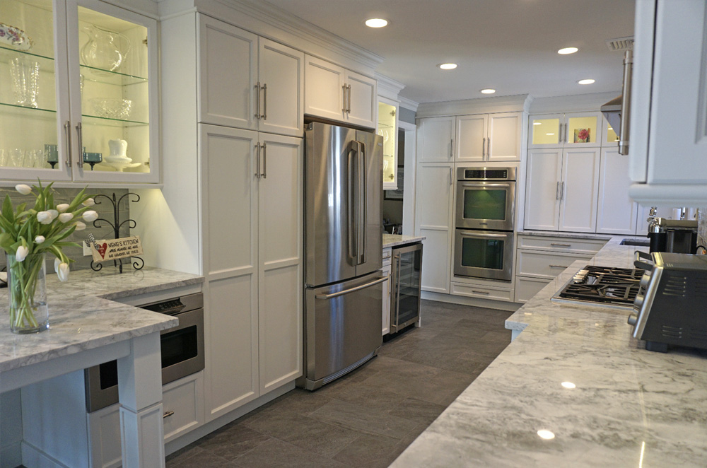 Kitchen remodeling nj springfield union county