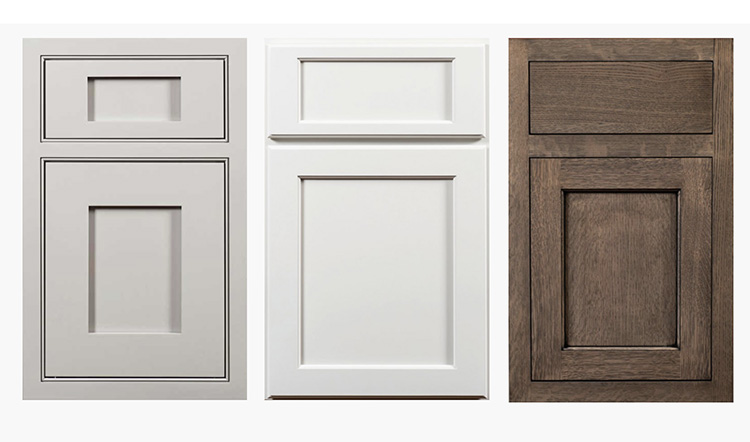Picture of Tedd Wood tranistional style kitchen cabinets