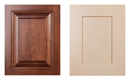 Classic kitchen cabinet door styles from Cuisine ideale