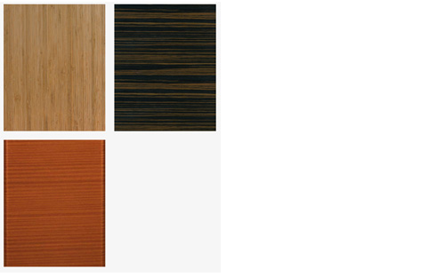 Vogue - Tedd Woods's Contemporary Line of Kitchen Cabinets