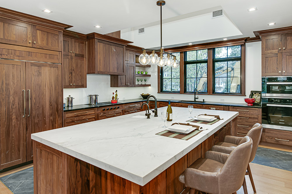 A Summit New Jersey Home The Kitchen Classics