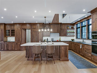 a complete kitchen replacement in summit, nj