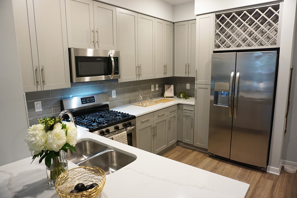 Bergen County NJ Multi-family Project - The Kitchen Classics