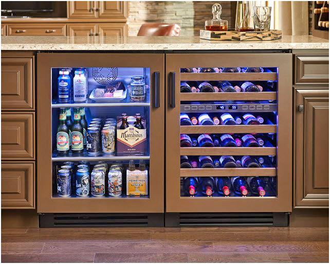 Home-Beverage-Refrigerator