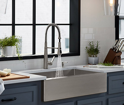stainless-steel-Farmhouse-Sink