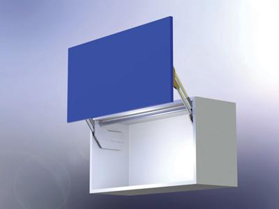Appliance-Garage-Lift-Up-Cabinet-Door